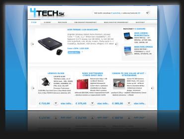 Internetový obchod 4tech.sk