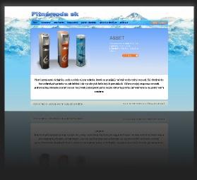 Internetový obchod Pitna-voda.sk