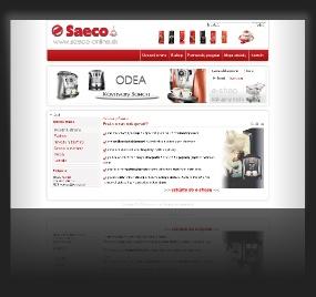 Internetový obchod Saeco-online.sk